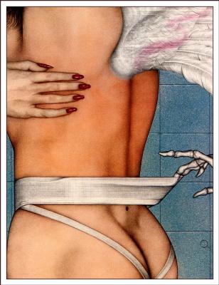 Мелл Одом. Белые крылья