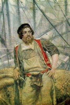 Константин Аполлонович Савицкий. Крючник