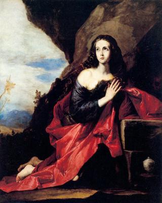 Хосе де Рибера. Мария Магдалина