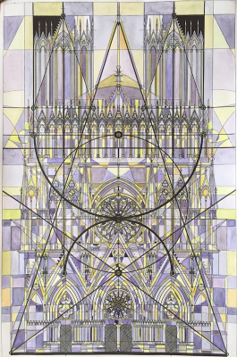 Andrey Leonidovich Shepel. Geometry of the Cathedral