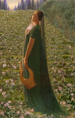 Карлос Швабе. Елисейские поля