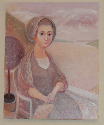 Ольга Геннадиевна Кравцова-Моцпан. Утров Балаклаве.