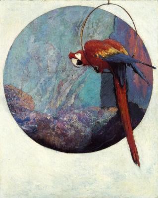 Роберт Рейд. Попугай
