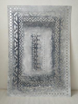 Gulzhanat Temirkhan. Abstraction 17