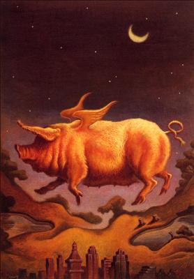 Lauren Long. Pig
