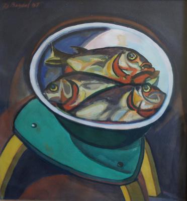 Владимир Григорьевич Власов. Рыбы.