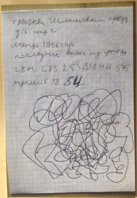 Andrey Vladimirovich Lobachev. Untitled