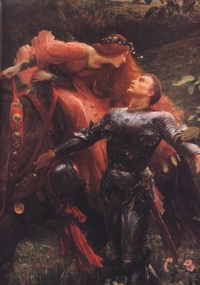 Рыцарь и Фея