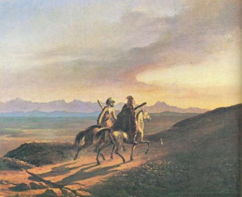 Mikhail Yurjevich Lermontov. Memories of the Caucasus