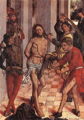 Фернандо Гальего. Телесные наказания