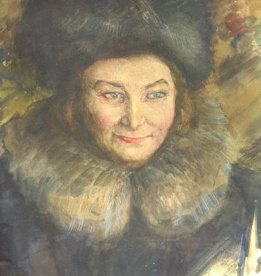 Vasily Fadeevich Demin. Demina Tatyana Fadeevna