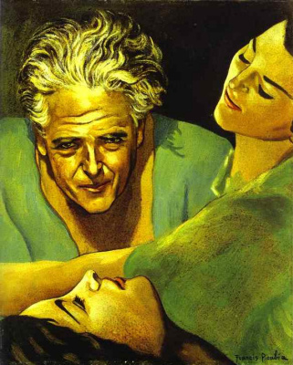 Francis Picabia. Yellow faces