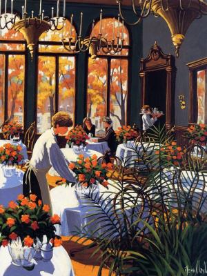 Реми Кларк. Сезонные цветы