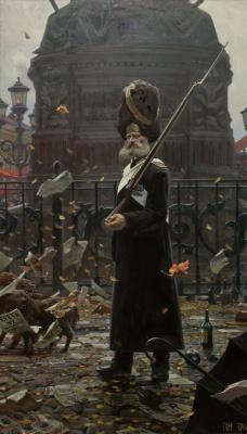 Pavel Viktorovich Ryzhenko. Grenadier