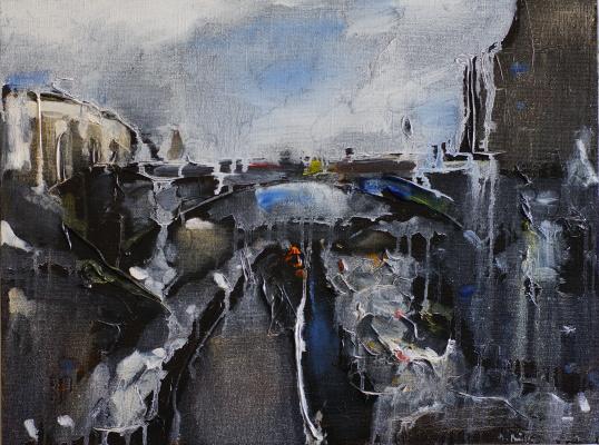 Matvey Weissberg. A Wall