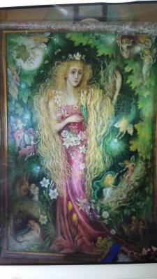 Igor Lvovich Zelenetsky. Fairy