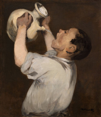 Эдуар Мане. Мальчик с кувшином