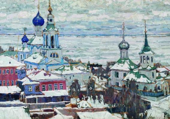 Петр Иванович Петровичев. Ростов