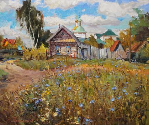 Роман Павлович Третьяков. Русская глубинка