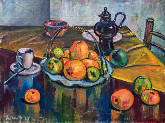 Marat Savelievich Gogaev. Winter fruit