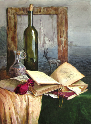 Fedor Dmitrievich Usachev. Mystic nature