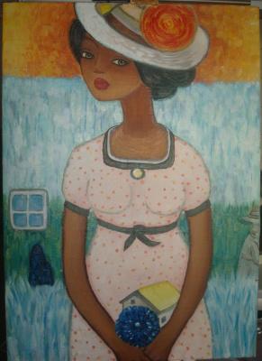 Лилия Шевчук. Африка