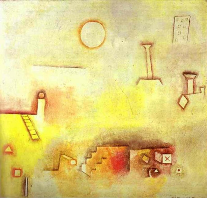 Paul Klee. Reconstruction