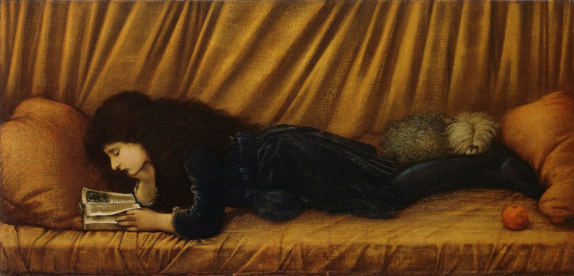 Edward Coley Burne-Jones. Katie Lewis
