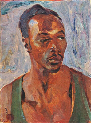 Варли. Портрет мулата