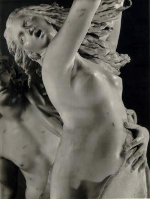 Джованни Лоренцо Бернини. Аполлон и Дафна (фрагмент)