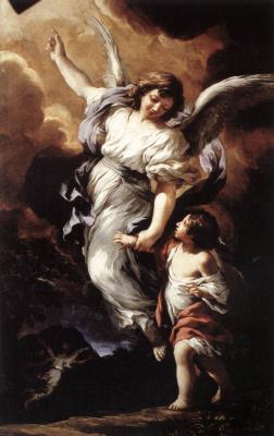Пьетро Да Кортона. Ангелы хранители