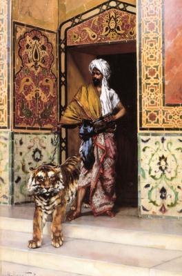 Rudolph Ernst. Favorite tiger