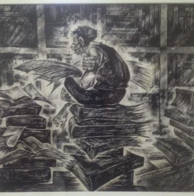 Oleg nikolaevich Grigorov. Bookseller
