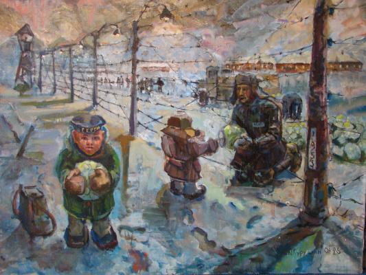 Александр Александрович Курушин. Капуста