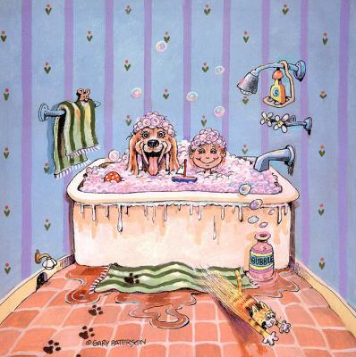 Гэри Паттерсон. Жемчужная ванна