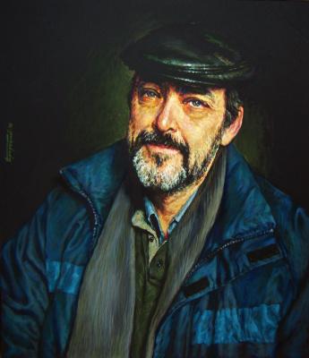David Shikovich Brodsky. Collector