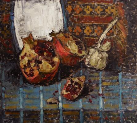 Maria Zharova. Grenades