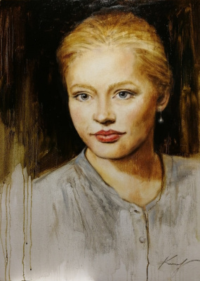Katerina Nikolaevna Sorokina. Julia Peresild