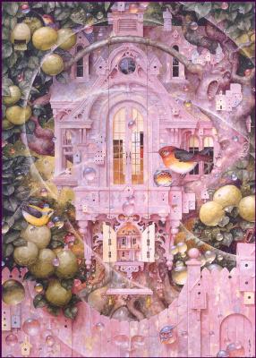 Дэниел Мерриам. Дом яблочного дерева