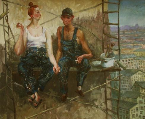 Dmitry Gusynin. High feelings