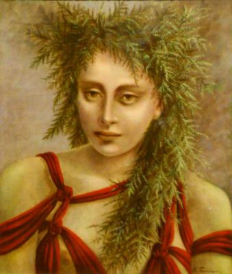 Dorothea Tunning. Deirdre