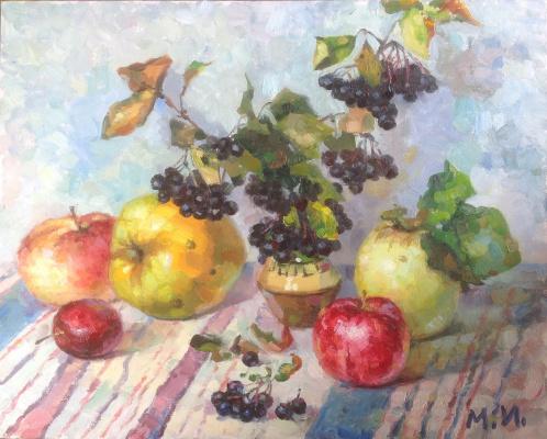 Irina Morenova. Autumn still life