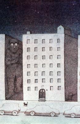 Питер Сис. Снежный человек