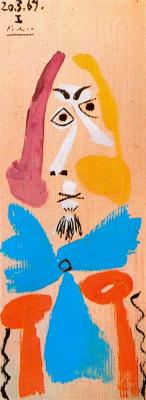 Ю. Пуджиес. Портрет