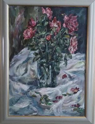 Любовь Андреевна Имшенецкая. Опавшие розы