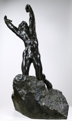 Auguste Rodin. The prodigal son