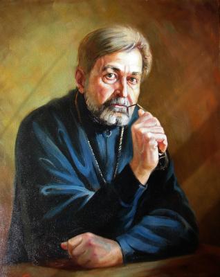Виталий Викторович Жердев. Portrait of Archimandrite Iannuarius (Ivlev)