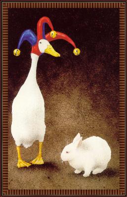 Уилл Буллас. Дурак и его кролик