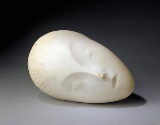 Constantine Brancusi. The sleeping Muse