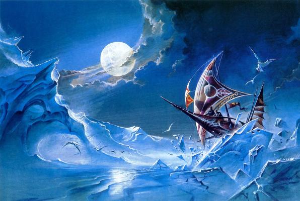Брюс Пеннингтон. Полная луна